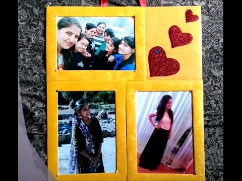 #DIY Collage Frame | Wow n easy | must try