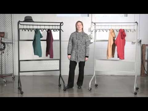 Safco Impromptu® Garment Rack