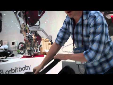 Orbit Baby Double Helix Preview by Jamie Grayson