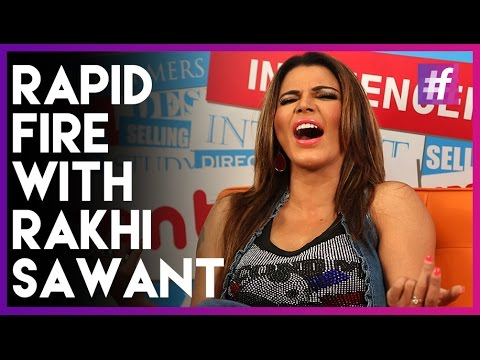 Xxx Mp4 Bollywood Controversy Queen Rapid Fire Round With Rakhi Sawant Can You Handle It 3gp Sex