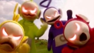 TELETUBBIES ARE EVIL