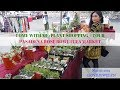 Come with me: Plant shopping + tour   Pasadena Rose Bowl Flea Market CA    March 2019   ILOVEJEWELYN