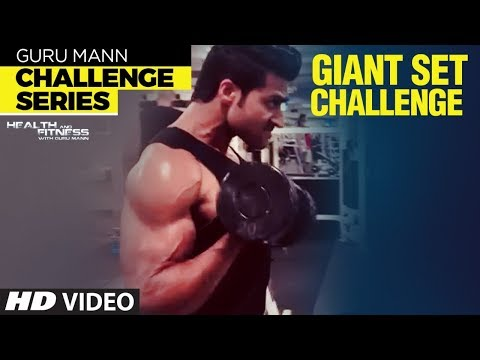 Week 5 - GIANT SET Challenge | Guru Mann Challenge Series | FINAL CHALLENGE