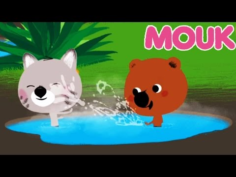 Mouk - The Cloud Catcher and Hot Food in Chile ! | Cartoons for kids