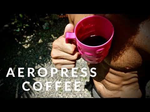 How to make Aeropress Coffee (Inverted Method)