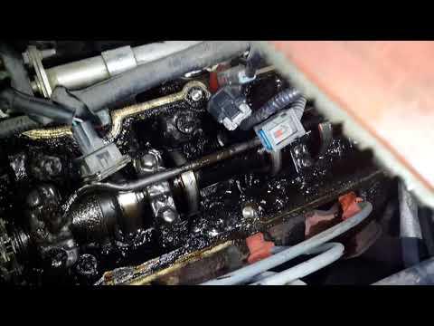 Holy engine sludge!!!!!!!!