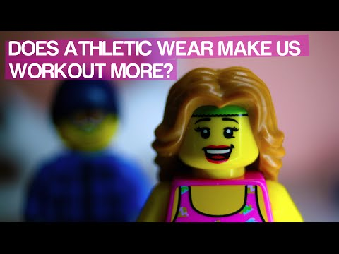 Does Athletic Wear Make Us Workout More?