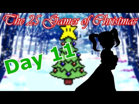 The 25 Games of Christmas - Day 11