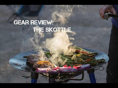 The Skottle Review - A camp kitchen MUST