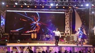 Roma And Stamina (ROSTAM) Performing Live At Leaders Club Daresalaam Fiesta 2016 No2
