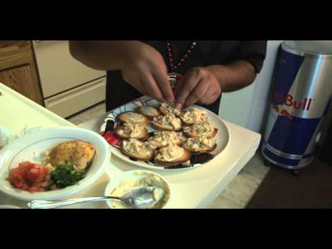 How to Make Chicken Crostini