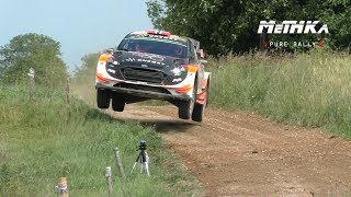Ostberg / Flone | Tests | WRC Rally Poland 2017