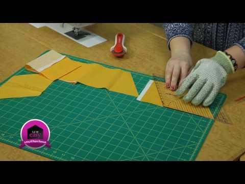 Sew Easy: Cutting 60° Diamonds