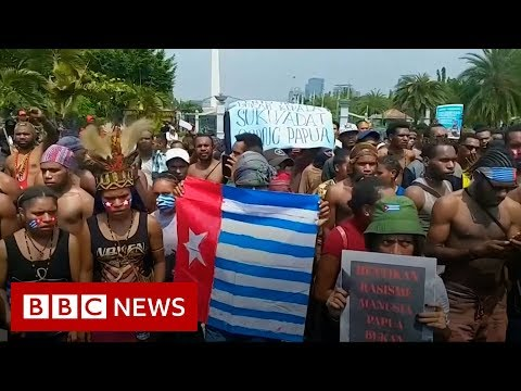 Xxx Mp4 Indonesia Cuts Off Internet To Papua Following Protests BBC News 3gp Sex