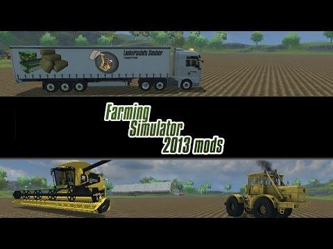 Farming Simulator 2013 Mod Spotlight - S4E10 - Plow, Cultivate, Seed