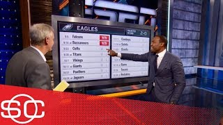 Darren Woodson predicts the Eagles