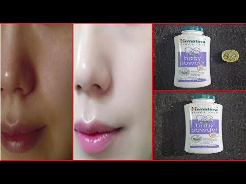 Himalaya Baby Powder से एक बार में ही चेहरे को इतना गोरा करे की 50 साल में भी 25 साल के लगो