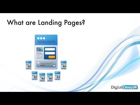 What are Landing Pages? How to Build Landing Pages?