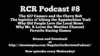 RCR Podcast #8: The Appalachian Trail