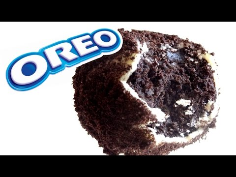 Receta de cake pops de Oreo | Cake pops de galletas Oreo fácil | Cake pops sin molde