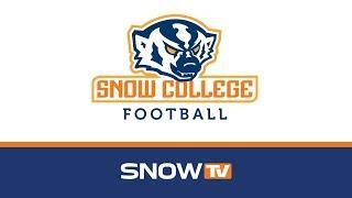 Football: Snow College at Garden City, Kansas