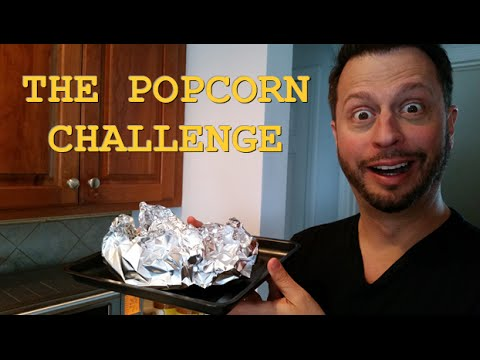 HOW TO MAKE POPCORN IN A TOASTER OVEN: Big Meals, Small Places with Sal Governale
