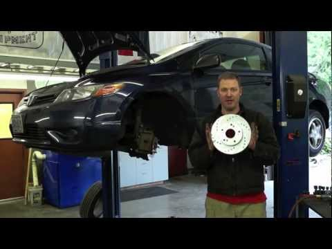 How to Replace your Honda Civic Front Brakes