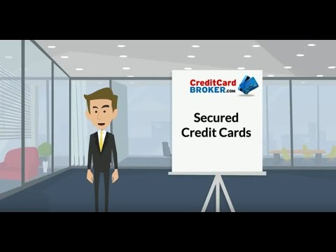 Best Secured Credit Card For Bad Credit And Apply At CreditCardBroker.com