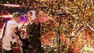 Boyband Chapter 13 Get GOLDEN BUZZER from Amanda on Britain's Got Talent 2019