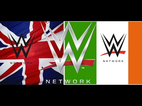 WWE Network Announcement For UK And Ireland Fans - BREAKING NEWS ON WWE NETWORK! - WWE 2015