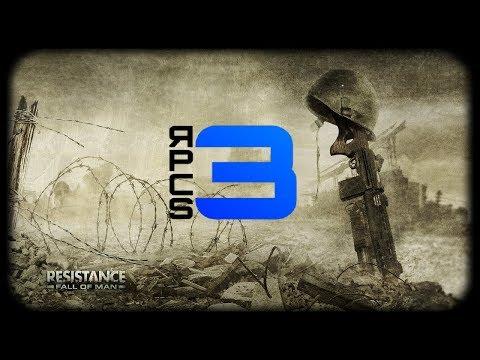 Resistance: Fall of Man - RPCS3 TEST
