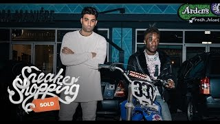 Sneaker Shopping with Lil Uzi Vert | Complex