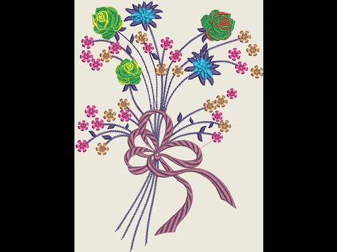 Embroidery Designs Free - Design NO# 76