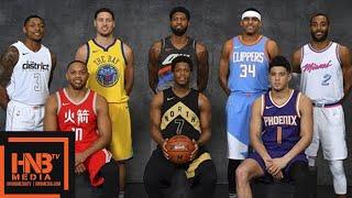 2018 JBL Three Point Contest Highlights / Feb 17 / 2018 NBA All Star Weekend