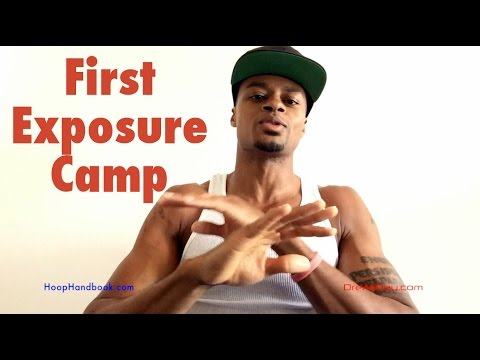 Story: My First Pro Basketball/Overseas Exposure Camp in 2005 | Dre Baldwin