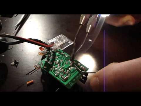 Fabrication d'un détonateur sans fil - How to make a wireless detonator