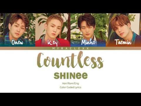SHINee (샤이니) - Countless (셀 수 없는) s [Color Coded-Han/Rom/Eng]