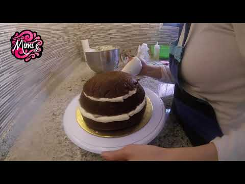 Mimi's - Smurfs Cake
