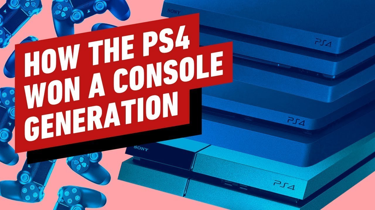 How the PS4 Won a Console Generation
