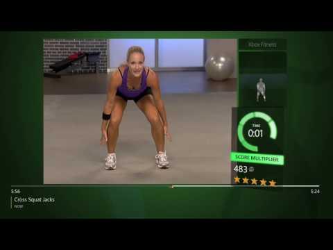 Xbox Fitness: 10 Minute Lower Body