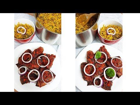 Peppered Fish: Nigerian Party Peppered Fish