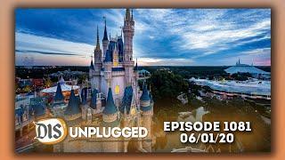 Walt Disney World Discussion   06/01/20