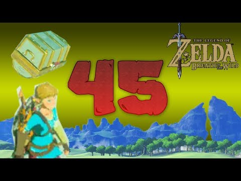 Zelda Breath of The Wild [45]: Don't Forget Yer Booties