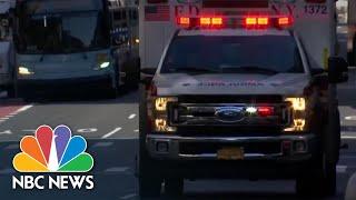 Tracking How The Coronavirus Outbreak Spread Across The U.S. | NBC News