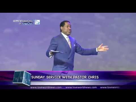 Learn how to have a victorious christian life --- Pastor Chris (Oct. 30th)