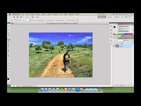Tutorial Photoshop CS5 - como remover objetos