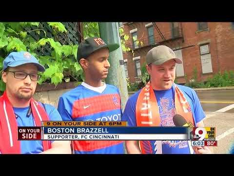 FC Cincinnati fans looking forward to MLS announcement