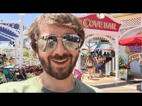 COVE BAR - Disneyland California Adventure Food & Drink