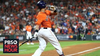 Why MLB players are frustrated over Astros' lack of punishment