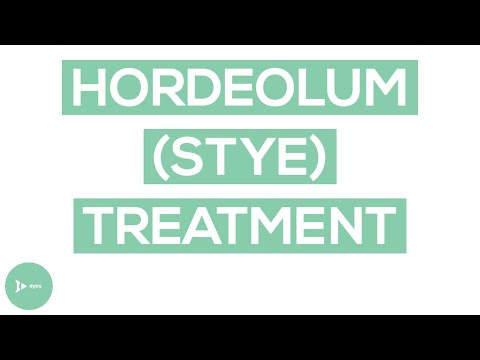 Hordeolum (Stye): Exactly How To Treat This Annoying Eyelid Condition